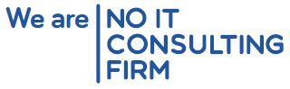 No IT Consulting Firm